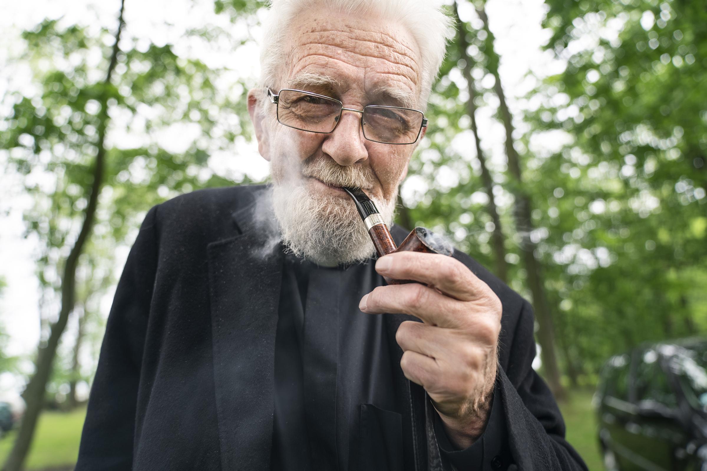 Intymny portret księdza Adama Bonieckiego